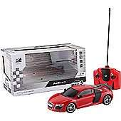 1:14 Remote Control Car - Red Audi R8 GT was £39.99 now £19.99 plus £3.00 delivery £22.99 @ Tesco direct