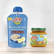 Morrisons Heinz baby pouches and jars 15p