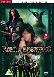 Robin of Sherwood - The Complete Series £15.95 (Prime) Sold by NextDayEntertainment and Fulfilled by Amazon.