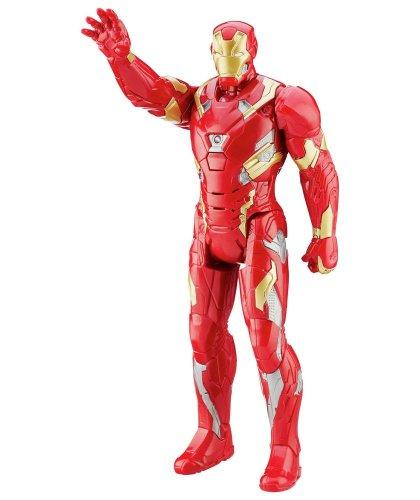 Avengers Age of Ultron Titan Tech Iron Man and Captain America 1/3 off £16.66 instore @ Argos