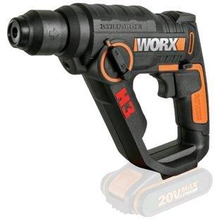 Worx 20v SDS battery Drill(Body Only) £69.99 @ Argos