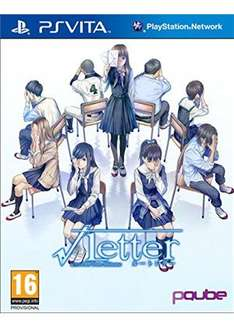 Root letter (PS vita) £24.85 @ base or £22.85 @ shopto