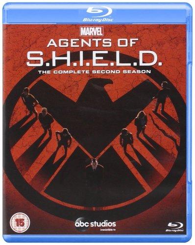 Marvel Agents Of S.H.I.E.L.D.: Season 2 (Standard Edition) [Blu-ray] £14.99 (Prime) / £16.98 (non Prime) @ Amazon