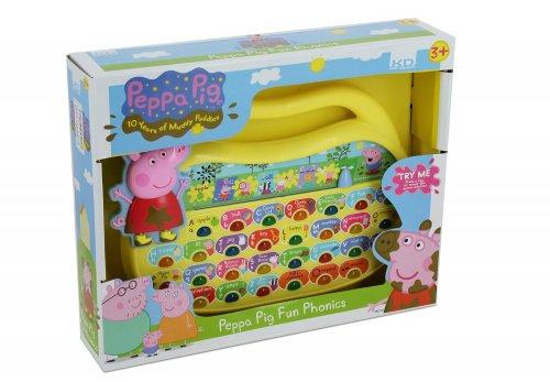 Peppa Pig Fun Phonics £7.50 @ Boots.com - free click & collect