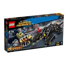 LEGO DC Comics Super Heroes Batman: Killer Croc Sewer Smash 76055 - £45.99 (with code) @ Smyths