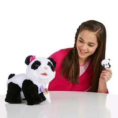 Furreal Panda Pom Pom £19.99 with code £5 off £20 today only smythstoys