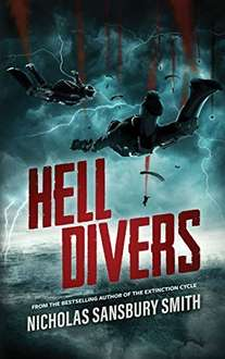 Hell Divers ebook for kindle 49p Amazon