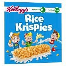 Kellogg's Cereal Bars Half Price In Store & Online @ Tesco