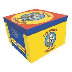 Breaking Bad Fans - 'Los Pollos Hermanos' Storage Box 2 for £10 + FREE C+C @ The Works