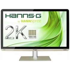 Hannspree HQ271HPG 27 Inch LED 2K VGA DVI HDMI Speakers £169 Argos