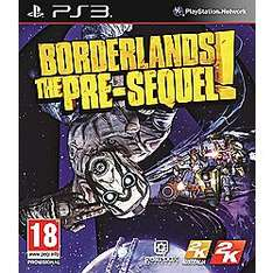Borderlands The Pre-Sequel PS3/XB360 £2.00 @ Tesco Direct