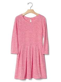 Edit 12/9 Upto 70% Off Sale inc Kids + EXTRA 20% off Kid's Sale + 35% Off Full Price Baby & Kids with code + Free Returns @ GAP ie Softspun pleat dress now £9.72