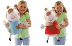 FREE Peppa Pig or George Toy (worth £15) when you spend £30 On Peppa Pig at Argos