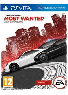 [PS Vita] Need for Speed: Most Wanted - £8.99 - Base