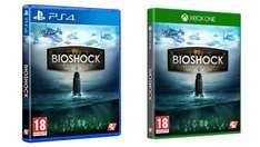 Bioshock The Collection: With Exclusive Steelbook, PS4/XBONE £33.99 GAME
