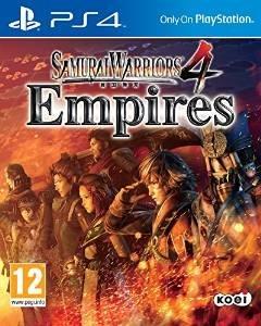Samurai Warriors 4 Empires (PS4) - amazon.co.uk - £12.20 (Prime) £14.19 (Non Prime)