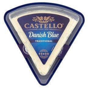 Castello Blue / Castello Danish Blue (150g) was £1.90 now 95p (£6.34 per kg) @ Waitrose