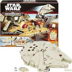 Star Wars The Force Awakens Micro Machines Millennium Falcon Playset £5 Instore @ tesco