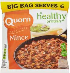 Quorn Meat Free Mince (500g) was £2.79 now ONLY £1.39 @ Iceland