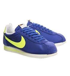 Mens Nike Cortez sizes 7 8 9 10 £31.50 with code + free c&c online @ office