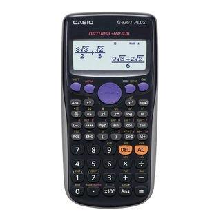 Casio FX-83GTPLUS Scientific Calculator £4.50 @ Staples