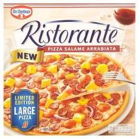 Dr Oetker Ristorante Salame Arrabiata Large Pizza - £2 @ Asda