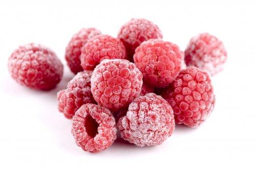 Frozen berries, 300g for £1.49 at Heron foods