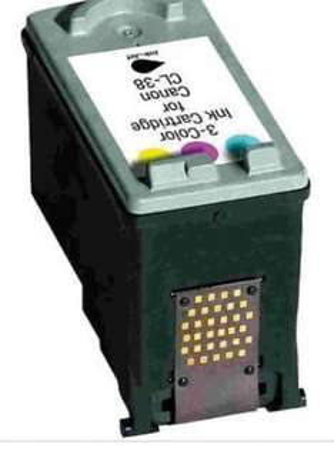4x canon compatible colour ink carts ( cl38 / cl41 ) £6.11 - via eBay/Home and Garden Store