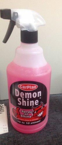 Demon shine 1 ltr 50p @ B&M