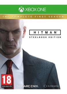 Hitman: The Complete First Season - Steelbook Edition (PS4/XO) £34.99 Delivered @ Base