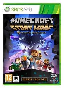Minecraft story mode xbox360 - £10.50 (Prime) £12.49 (Non Prime) @ Amazon