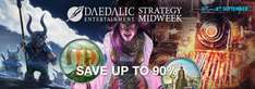 Daedalic Strategy Midweek sale at GamersGate