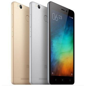Xiaomi Redmi 3 Pro 5 Inch Fingerprint 3GB RAM 32GB ROM Snapdragon 616 Octa-core 4G Smartphone - £90.53 @ BangGood (Snap sale) - looks like 6 piece limit