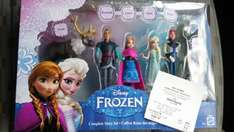 Disney Frozen 6 Piece Figure Doll set. Scanning at £8 Morrisons
