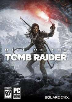 Rise of the Tomb Raider (Steam) £18.04 with 5% Facebook code @ CDKeys.com