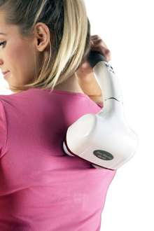 Zen Lifestyles ET-01 Zen Physio Deep Tissue Massager with Infrared £39.99 @ Amazon