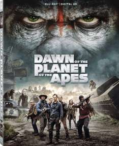 Dawn Of The Planet Of the Apes £3 MI: Rogue Nation £5 with exclusive bonus disc Blu-Rays @ Sainsbury's