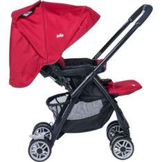 Joie Mirus Scenic Stroller-Poppy Red - £79.95 - RRP: £120.00 with Free Delivery @ Kiddies Kingdom
