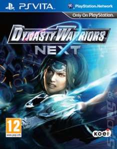 Dynasty Warriors NEXT (PS Vita) £10.63 with code @ musicMagpie