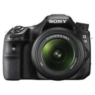 Sony SLTA58Y DSLR Camera Twin Kit at Argos for £329.99 (free C&C)