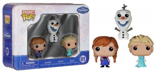 Pocket POP! Frozen 3 Pack in Presentation Tin  £4.50 @ Boots.com