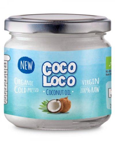 Coco Loco Coconut Oil, Organic Cold pressed, 100% Raw. 300ml only £2.49 @ Aldi