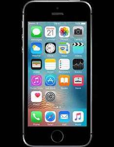 16 GB iPhone SE - £20.99 per month £29.99 upfront + £50.50 CB - Total £483.25 @ CPW