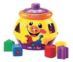 Fisher-Price Laugh and Learn Cookie Shape Surprise Jar, £9.99 Prime Exclusive at Amazon
