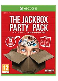 The Jackbox Games Party Pack Volume 1 (PS4 - Still available / XO - Now sold out) £6.99 Delivered @ Base