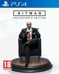 Hitman Collector's Edition PS4 £39.99 @ GAME