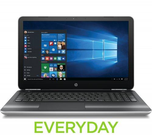 HP Pavilion 15 i5-6200U, 8GB RAM, 256GB SSD Laptop - £479.99 @ Currys