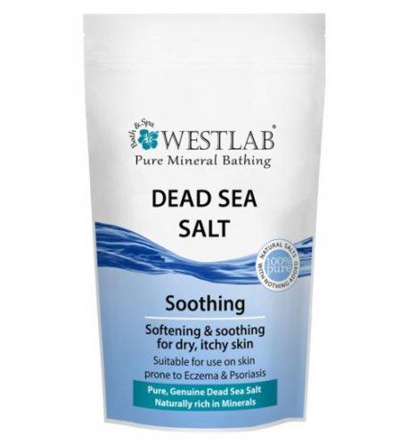 Westlab Three Pack Bath Salt Set (suitable for eczema/ psoriasis prone skin) 3kg for £5 @ TkMaxx