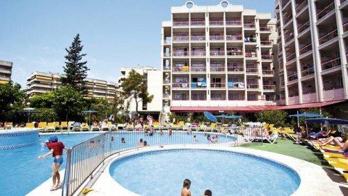 Hotel Belvedere,  in Salou, Costa Dorada, Spain - 7 nights Includes Half board, Double room with balcony, flights, transfers £188pp @ Thomson