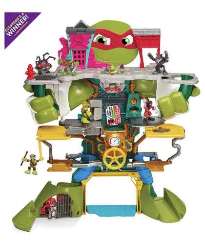 Argos Teenage Mutant Ninja Turtles Sewer Adventure Playset - £55.99